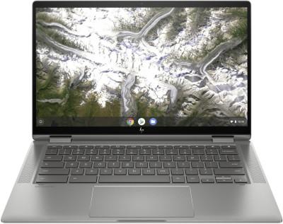 HP 14c Core i5 10th Gen - (8 GB/128 GB EMMC Storage/Chrome OS) 14c-ca0009TU 2 in 1 Laptop(14 inch, Mineral Silver, 1.65 kg)