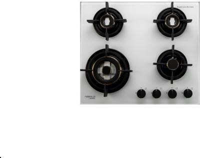Hafele IVA 60 Glass Automatic Hob(4 Burners)