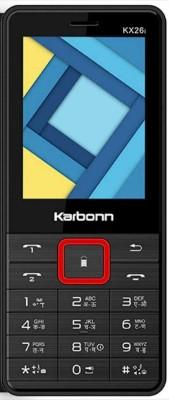 KARBONN KX26i(Black & Red)