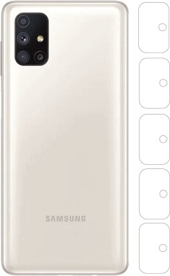 Vatsin Camera Lens Protector for Samsung Galaxy M31s(Pack of 5)
