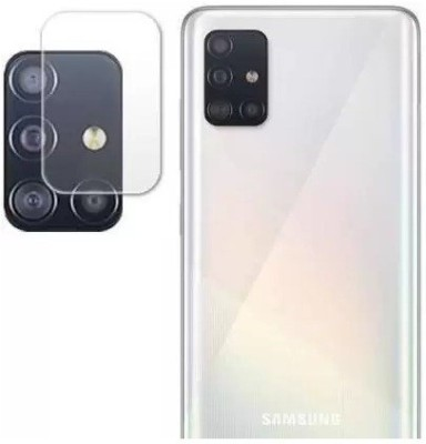 S-Hardline Camera Lens Protector for Samsung Galaxy M51(Pack of 1)