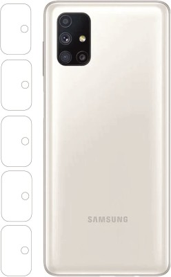 Ten To 11 Camera Lens Protector for Samsung Galaxy M51(Pack of 5)