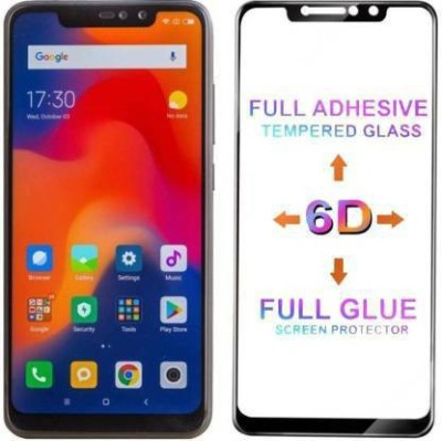 MT Guard Edge To Edge Tempered Glass for Poco M2 Pro(Pack of 1)
