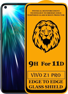 SEVEN7STAR Tempered Glass Guard for Vivo Z1 Pro(Pack of 1)