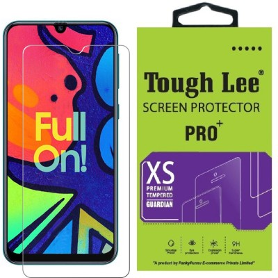 Tough Lee Tempered Glass Guard for Samsung Galaxy F41, Samsung Galaxy M31, Samsung Galaxy M21, Samsung Galaxy M30s, Samsung Galaxy M30, Samsung Galaxy M31 Prime(Pack of 1)