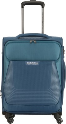 AMERICAN TOURISTER Southside spinner 68 CM  Midnight Blue Expandable Check in Luggage   27 inch AMERICAN TOURISTER Suitcases