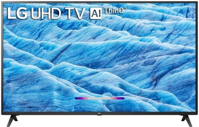 LG UHD 164 cm (65 inch) Ultra HD (4K) LED Smart TV(65UM7290PTD)