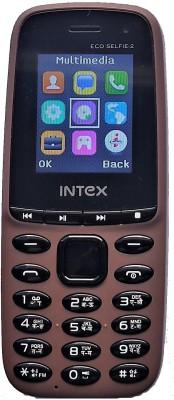 Intex Eco Selfie 2(Brown)