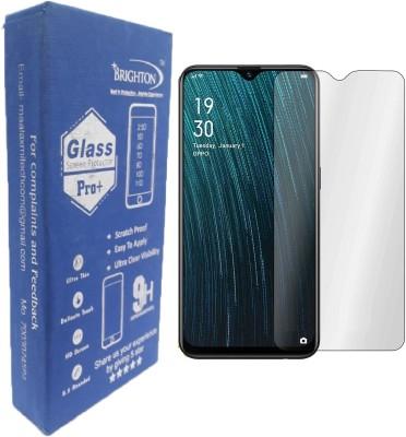 BRIGHTRON Screen Guard for Oppo A5S, Oppo A7, OPPO F9 Pro, Oppo F9, Vivo Y93, Vivo Y95, Vivo Y91i, Vivo Y91, Samsung A10, Samsung A10S, Samsung Galaxy M20, Realme 3i, Realme U1, Realme 2 Pro(Pack of 1)
