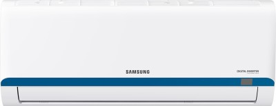 SAMSUNG 1 Ton 3 Star Split Inverter AC  - White, Blue1(AR12TY3QBBUNNA/AR12TY3QBBUXNA, Copper Condenser)