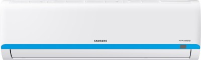 SAMSUNG 1.5 Ton 3 Star Split Inverter AC - White, Pastel Blue(AR18TY3QBPUNNA/AR18TY3QBPUXNA, Copper Condenser)