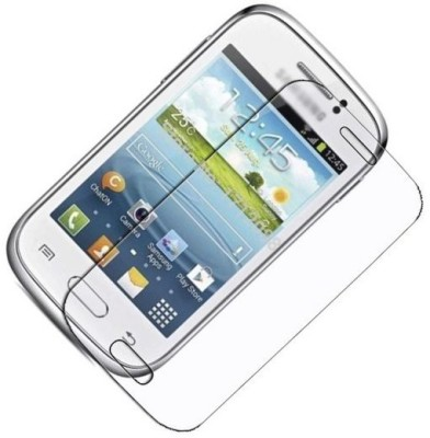 IOTRONICS INNOVATIONS Impossible Screen Guard for Samsung S6312(Pack of 1)
