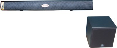 Osaki SMART SOUNDBAR-bst 3.1 Channel Hindustani Music-Cinema 55 W Bluetooth Home Theatre(Smart Silver, 3 Channel)