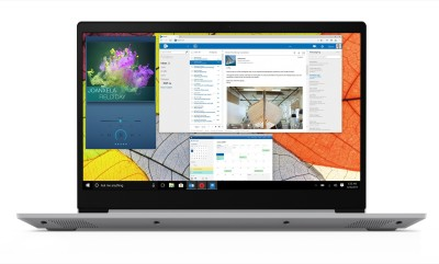 Lenovo Ideapad S145 Core i3 7th Gen - (4 GB/1 TB HDD/Windows 10 Home) S145-15IKB Thin and Light Laptop(15.6 inch, Platinum Grey, 1.85 kg, With MS Office)