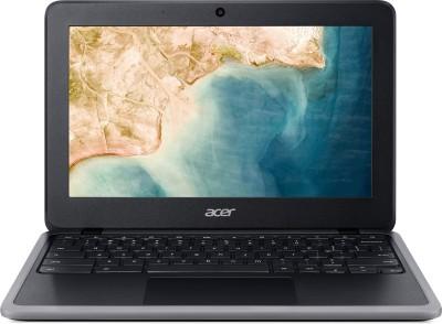 Acer Celeron Dual Core 7th Gen - (4 GB/32 GB EMMC Storage/Chrome OS) C733 Chromebook(11.6 inch, Black, 1.26 kg)