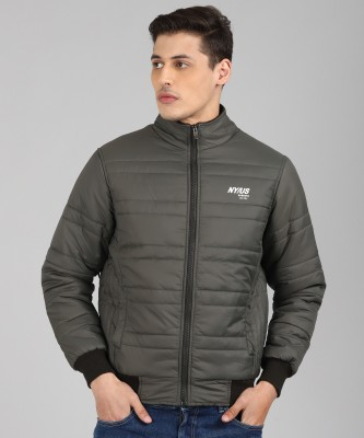 Fort Collins Full Sleeve Solid Men Jacket