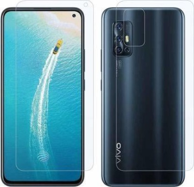 LOWCOST ASM Front and Back Screen Guard for VIVO V17(Pack of 1)