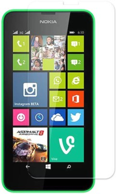 MoPro Impossible Screen Guard for Nokia Lumia 630(Pack of 1)