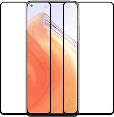 Knotyy Tempered Glass Guard for Xiaomi Mi 10T 5G(Pack of 2)