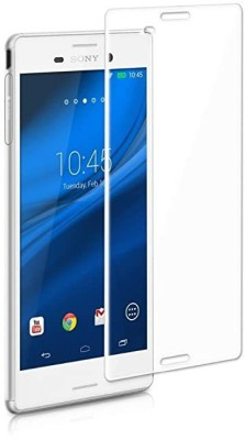 IOTRONICS INNOVATIONS Tempered Glass Guard for Sony Xperia M4 Aqua(Pack of 1)