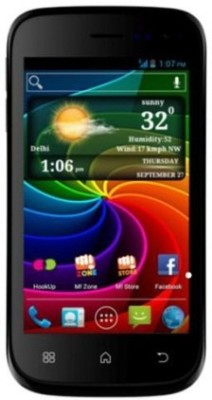 IOTRONICS INNOVATIONS Tempered Glass Guard for Micromax Bolt A68(Pack of 1)