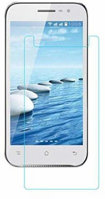 iotronics innovations Tempered Glass Guard for Micromax Bolt A46(Pack of 1)