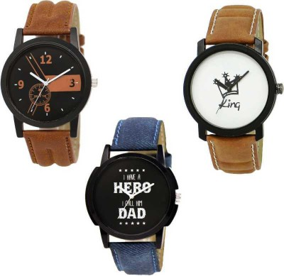 EMPERIAL boy combo Analog Watch   For Boys EMPERIAL Wrist Watches