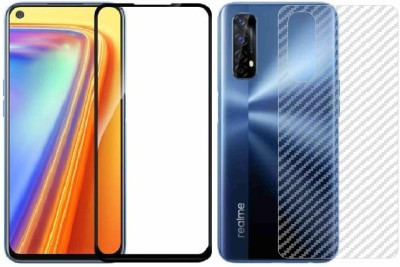 Backlund Front and Back Screen Guard for REALME NARZO 20 PRO,REALME 7,REALME 7i(Pack of 2)