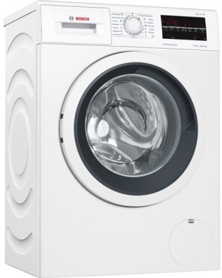 Bosch 6.5 kg Fully Automatic Front Load with In built Heater White WLK20261IN Bosch Washing Machines
