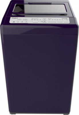 Whirlpool 6 kg Fully Automatic Top Load Purple  (WM Classic 601SD 10YMW Velvet Purple (31416))