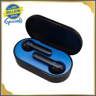 boAt Airdopes 461 Bluetooth Headset(Bold Blue, True Wireless)