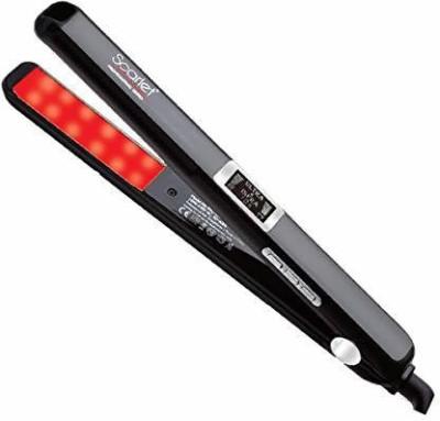 Scarlet Professional Ultrasonic Infrared Hair Straightener PRO K80 Hair Straightener(Black)