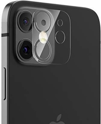 PROZZILE Camera Lens Protector for Apple Iphone 12(Pack of 1)