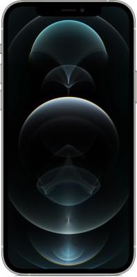 APPLE iPhone 12 Pro (Silver, 128 GB)