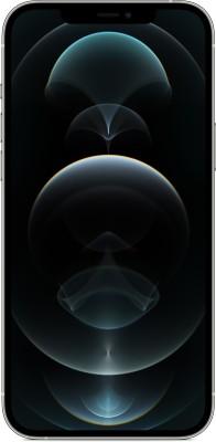 APPLE iPhone 12 Pro Max (Silver, 128 GB)