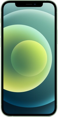 APPLE iPhone 12 (Green, 128 GB)