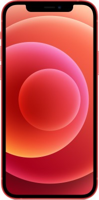 Apple iPhone 12 (Red, 128 GB)