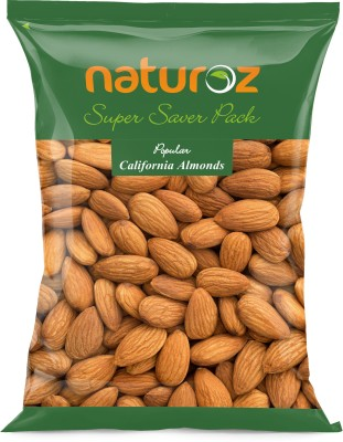Naturoz Popular California Almonds  (500 g)