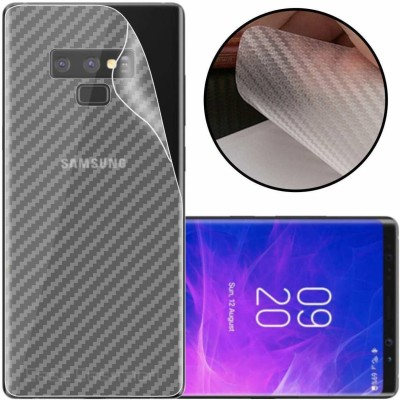 Riff Back Screen Guard for Samsung galaxy note 9(Pack of 1)
