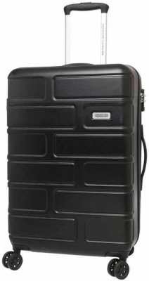AMERICAN TOURISTER AT BRICKLANE+ 69CM G.METAL Expandable Cabin   Check in Luggage   30 inch AMERICAN TOURISTER Suitcases