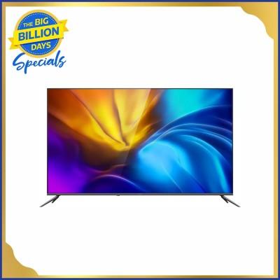 Realme SLED 139cm (55 inch) Ultra HD (4K) LED Smart Android TV(RMV2001 SLED TV 55) 1