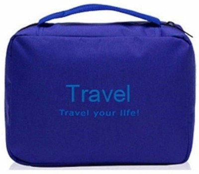 Regime 001 Travel Toiletry Kit Blue Regime Travel Toiletry Kits