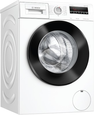 BOSCH 8 kg 5 Star Fully Automatic Front Load with In-built Heater White(WAJ24267IN)