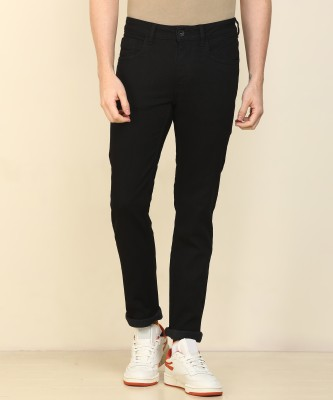 Flying Machine Tapered Fit Men Black Jeans