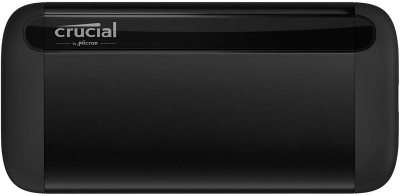 Crucial 500 GB External Solid State Drive(Black)