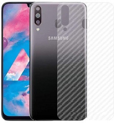 clazz Back Screen Guard for SAMSUNG GALAXY M30(Pack of 1)