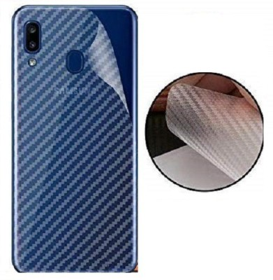 clazz Back Screen Guard for SAMSUNG GALAXY A20(Pack of 1)