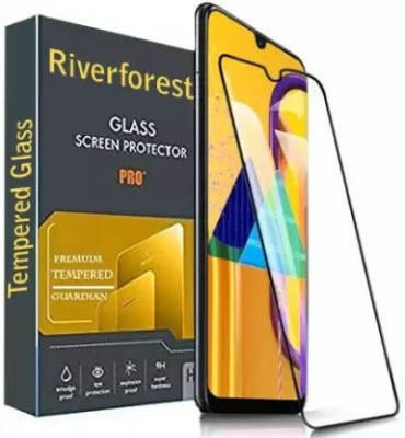 RiverForest Edge To Edge Tempered Glass for Samsung Galaxy A70, Samsung Galaxy A70S(Pack of 1)
