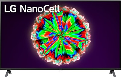 LG Nanocell 123 cm (49 inch) Ultra HD (4K) LED Smart TV(49NANO80TNA)
