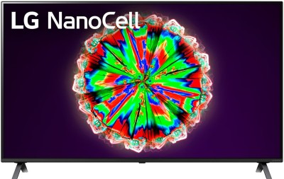 LG Nanocell 164 cm (65 inch) Ultra HD (4K) LED Smart TV(65NANO80TNA)